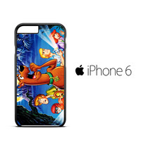 Horror Story Scooby Doo WALLPAPER Y0343 iPhone 6 Case