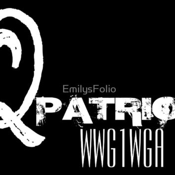 'QPATRIOT WWG1WGA GIFT ITEMS' by EmilysFolio