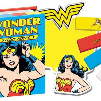 PHILOSPHERS GUILD WONDER WOMAN STICKY NOTES