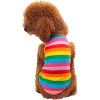 PEAPG2Q 2016 dog clothing Dog clothes small pet dogs cheap summer clothes chihuahua Pet Dog Vests Puppy Vest Cat Vest Pet Products