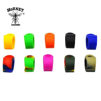 Silicone Ring Finger Hand Rack Cigarette Holder smoking Holder