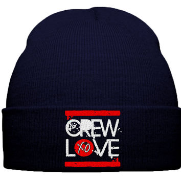 Crew Love XO The weekend Beanie