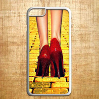 Yellow Brick Road Dorothy Wizard of Oz Inspired Cute Ruby Red for iphone 4/4s/5/5s/5c/6/6+, Samsung S3/S4/S5/S6, iPad 2/3/4/Air/Mini, iPod 4/5, Samsung Note 3/4, HTC One, Nexus Case*PS*