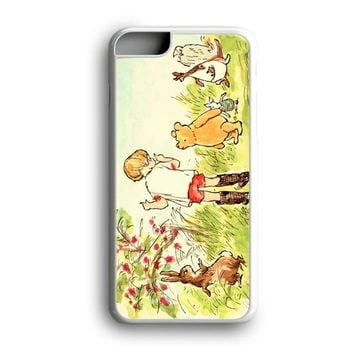 Awesome Black Friday Offer Winnie The Pooh Illustration iPhone Case | Samsung Case