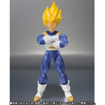 BANDAI S.H.Figuarts Vegeta Premium Color Edition