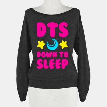 DTS. Down to Sleep
