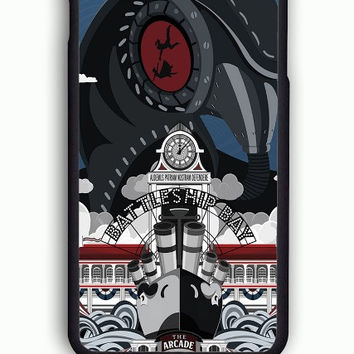 iPhone 6 Case - Hard (PC) Cover with Bioshock Infinite Poster  Plastic Case Design