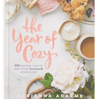 The Year of Cozy: 125 Recipes, Crafts, and Other Homemade Adventures Book | Nordstrom