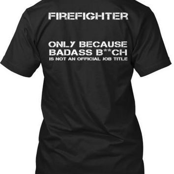 Badass Firefighter