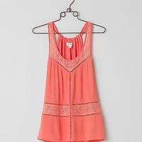 Taylor & Sage Pieced Tank Top