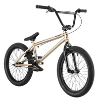 "Premium Inspired 20.5"" Bmx Bike Gold"