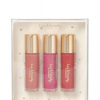FOREVER 21 Velvet Lip Gloss Set
