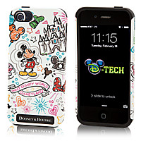 Mickey Mouse iPhone 5/5S Case by Dooney & Bourke - White