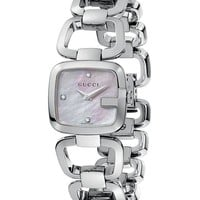 ONETOW Gucci G-Gucci Women's Watch(Model:YA125502)