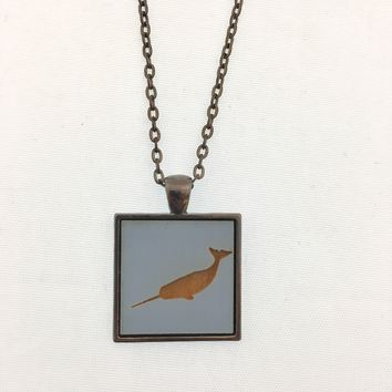 My Narwhal Necklace