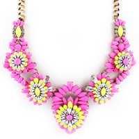 Royal Maharani Statement Necklace