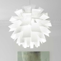 Norm 69 Lamp Large white