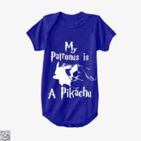 My Patronus Is A Pikachu, Pokemon Baby Onesuit