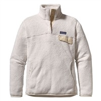 Patagonia Women's Re-tool Snap-t Fleece Pullover @ Sun and Ski Sports - FREE SHIPPING