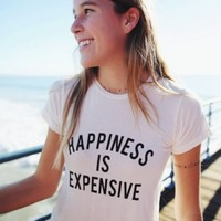 CHLOE HAPPINESS IS EXPENSIVE TOP