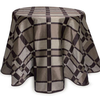 Round Tablecloth - Dupion