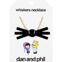 Whiskers necklace