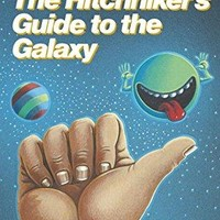 The Hitchhiker's Guide to the Galaxy 25 ANV