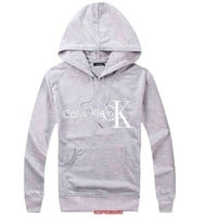 CK Calvin Klein Woman Men Hooded Top Sweater Hoodie Sweatshirt F
