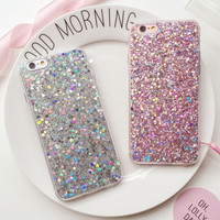 【Upgraded Version】Twinkle iPhone 7 7plus & iPhone se 5s & iPhone6 6s Plus Case Cover + Gift Box