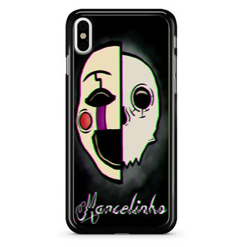 Five Nights At Freddys The Puppet iPhone X Case