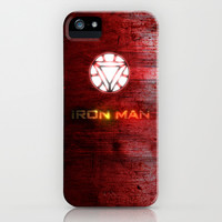 UNREAL PARTY 2012 AVENGERS IRON MAN FLYERS iPhone & iPod Case by MkY111