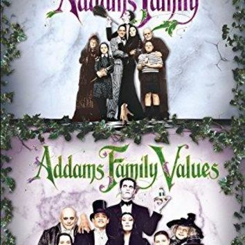 Christopher Lloyd & Raul Julia - The Addams Family/Addams Family Values 2 Movie Collection