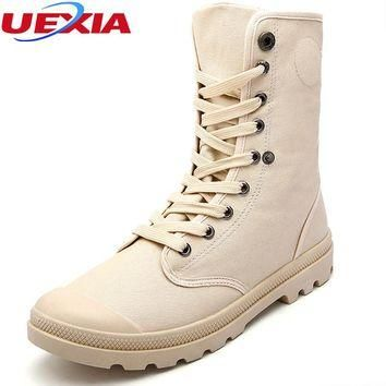 new Men Ankle Boots for Combat size 7810