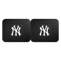 New York Yankees MLB Utility Mat (14x17)(2 Pack)