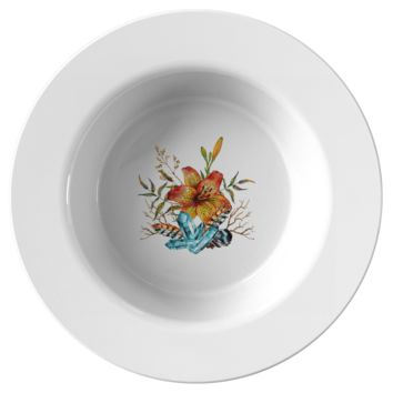 Tiger Lily Bouquet - Bowl