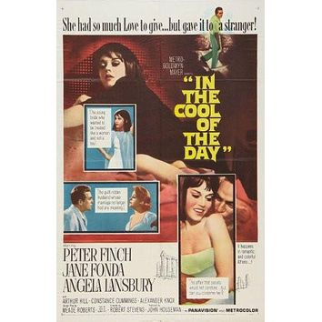 In The Cool Of The Day Movie Poster 24x36