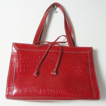 Liz Claiborne Designer Purse Lifestyles Designer Handbag Purse Reddish Brown