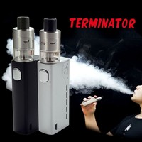 90W Tank Vape Kit Electronic Vape E Pen Cigarettes Mini Starter Kit w/ Battery