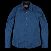 UNIONMADE - pendleton - Grant Shirt in Blue Mix