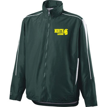 Williamsville North HS Mens Lacrosse Aggression Jacket