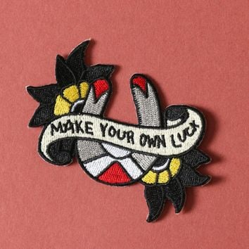 YOUR OWN LUCK PATCH