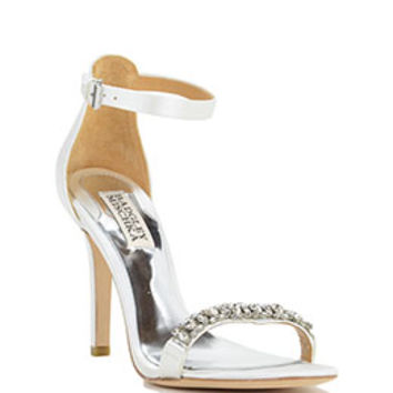 ELOPE D'ORSAY ANKLE STRAP EVENING SHOE