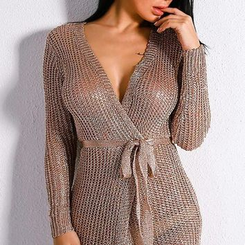 Merly Knitted Bodycon Dress