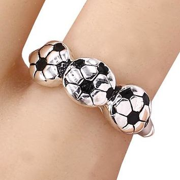 Soccer Ball Ring
