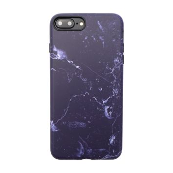 Marble Case for iPhone 8 Plus / 7 Plus - Denim