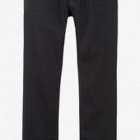 Black Slim Fit Rocco Jean from EXPRESS