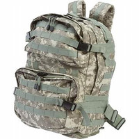 Extreme Pak Digital Camo Expandable Backpack