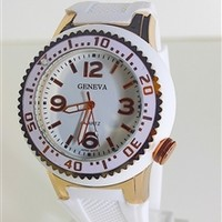 White Rose Legend Watch