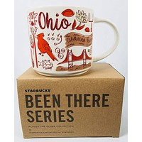 Starbucks Been There Series Collection Ohio Coffee Mug New With Box