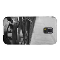 Case: European Bridge and Love Lock Galaxy S5 Cover